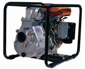 エンジン式自吸式ポンプ